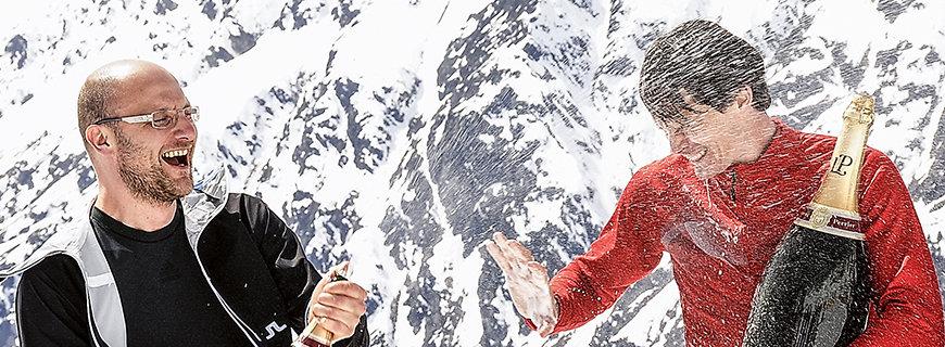 7. Ski-Weltmeisterschaft der Gastronomie in Ischgl
