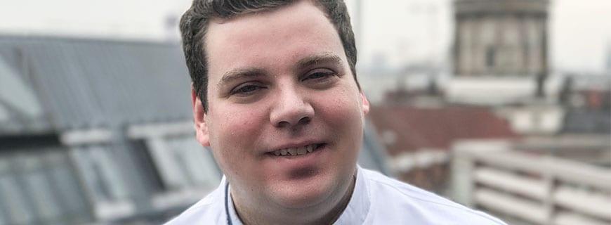 Lukas Bachl ist neuer kulinarischer Leiterim FELIX ClubRestaurant