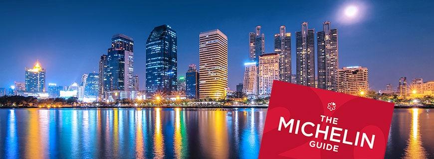 Thailand bekommt seinen ersten Guide Michelin