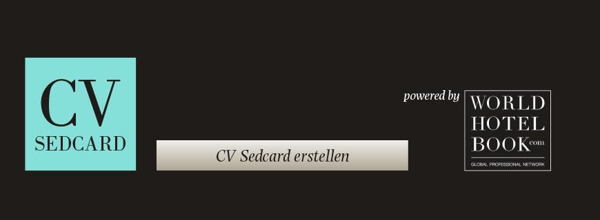 CV sedcard