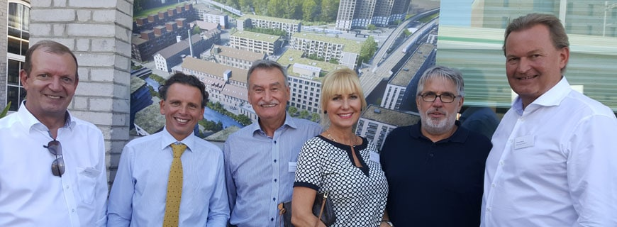 Harry's Home Hotels expandiert in die Schweiz