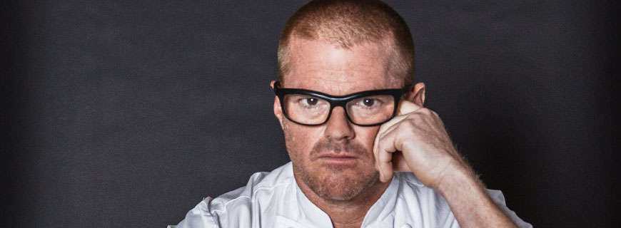 Heston Blumenthal erhält Lifetime Achievement Award