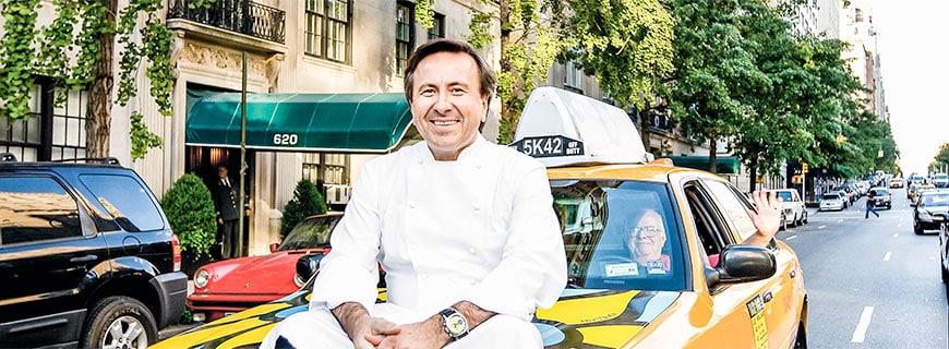 französischer Chefkoch Daniel Boulud