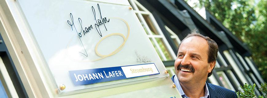 Johann Lafer und der Deal mit Microsoft