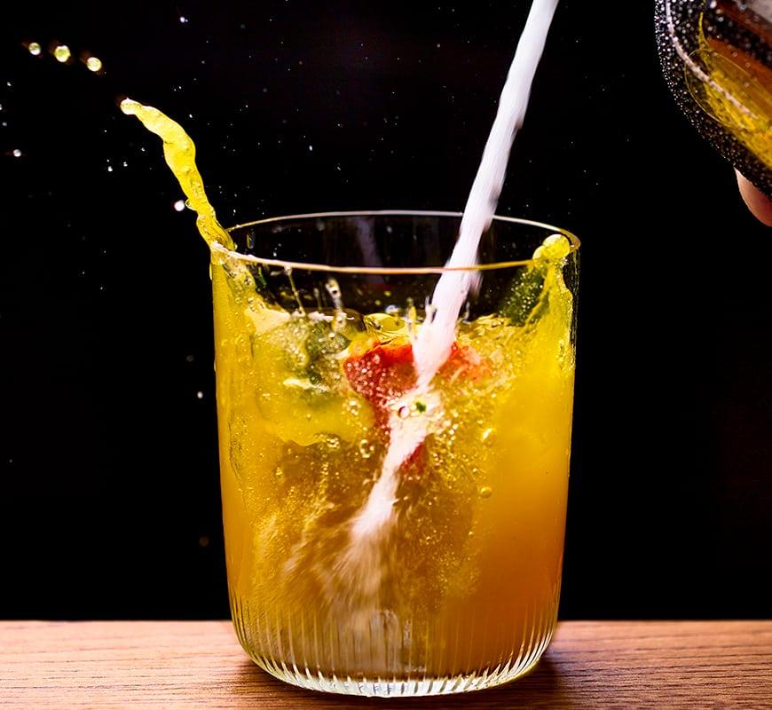 Cocktail aus dem Kussmaul