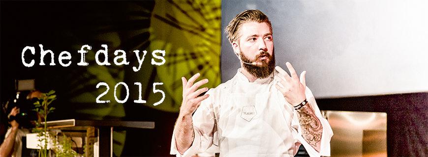 Chefdays 2015