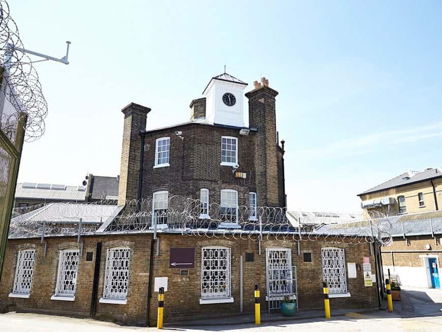 Das Clink Restaurant in London wird von Häftlingen geführt