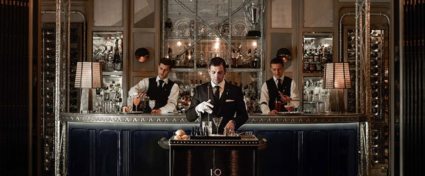 The Connaught Bar ist die Beste Cocktailbar der Welt