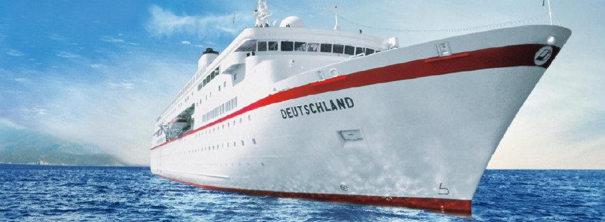 Cruising - Die besten Jobs an Bord