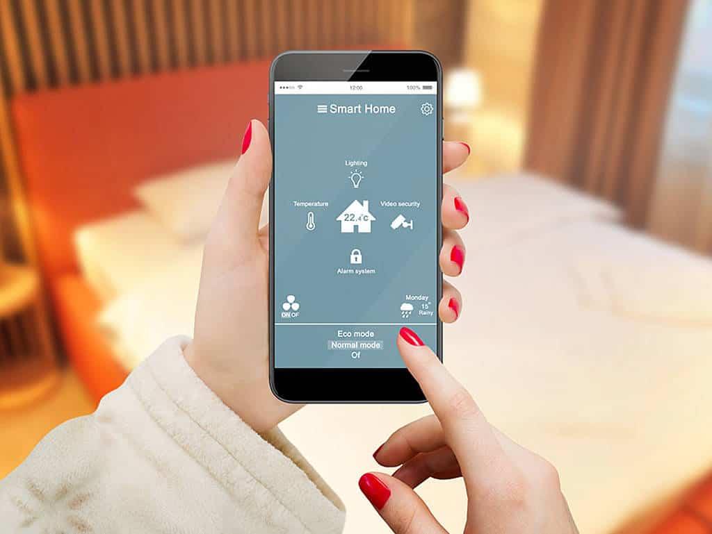 Hilton Hotels testen Smart Home-Konzept.
