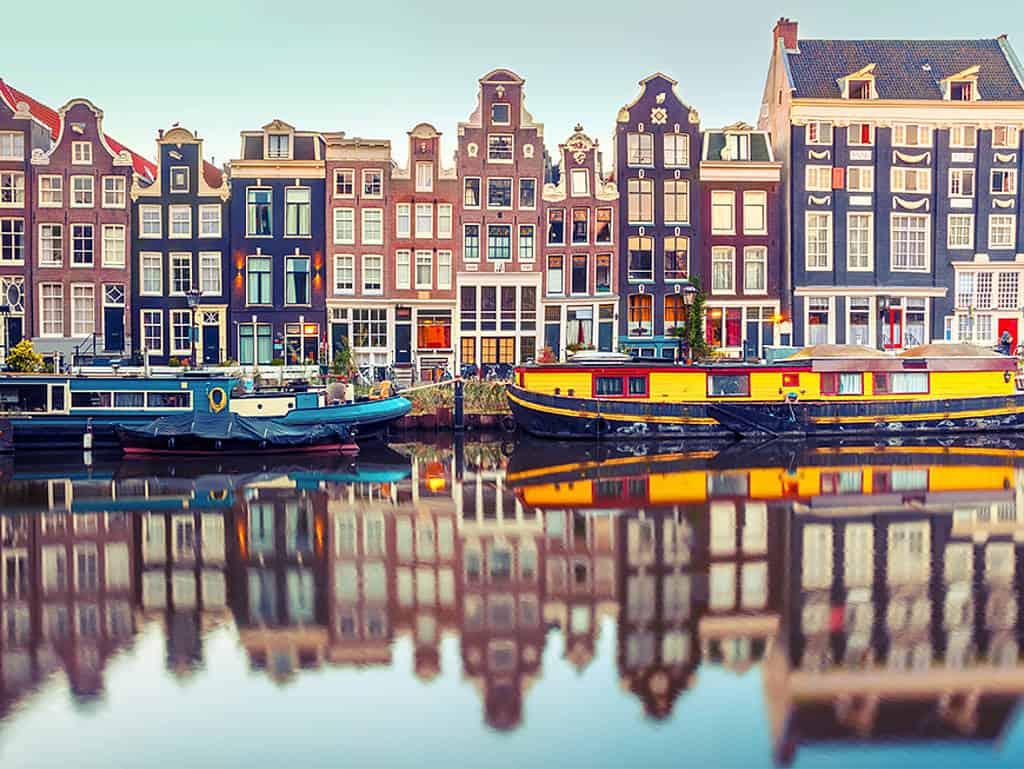 Amsterdam schließt Touristen-Shops