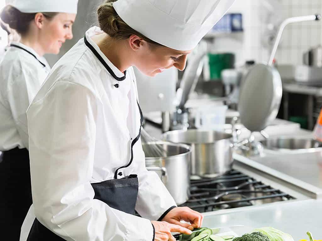 Arbeitskräfte in der Gastronomie sind gefragt!