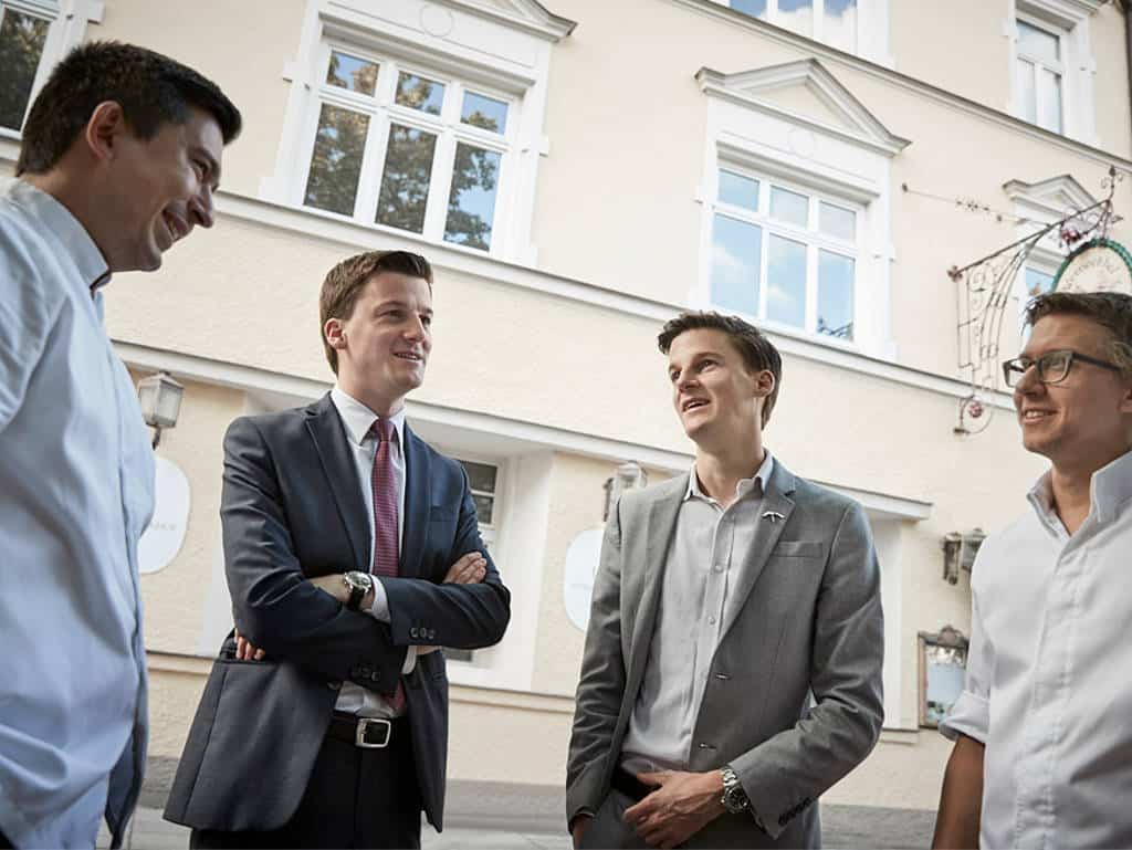 Markus und Tobias Klaas verstärken ab Herbst 2018 das Münchner 2-Sterne-Restaurant.