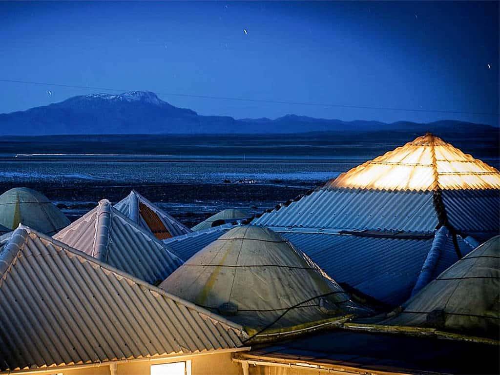 hotel palacio de sal in colchani