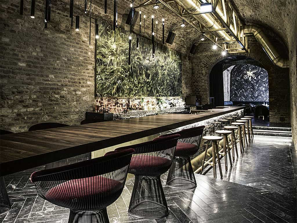 Inspiration: Krypt Bar in Wien