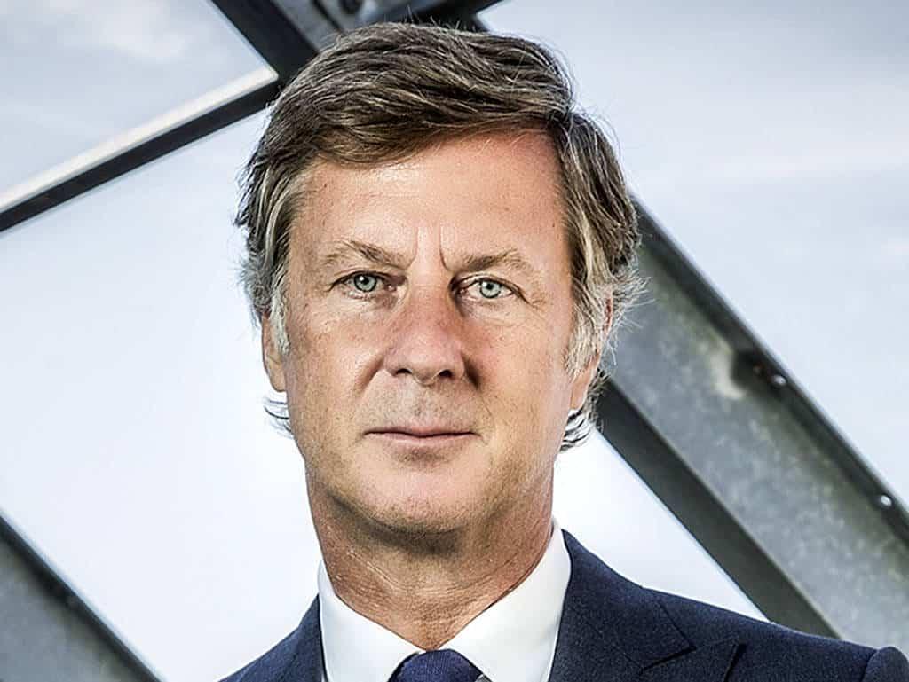 Sébastien Bazin, Vorstand und CEO der AccorHotels