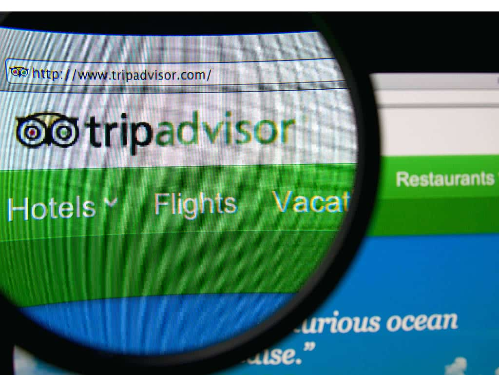 Fake-Postings auf Tripadvisor