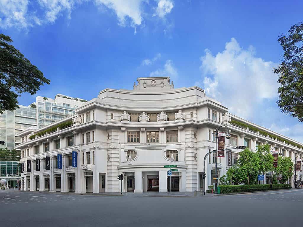 The Capitol Kempinski Hotel Singapore