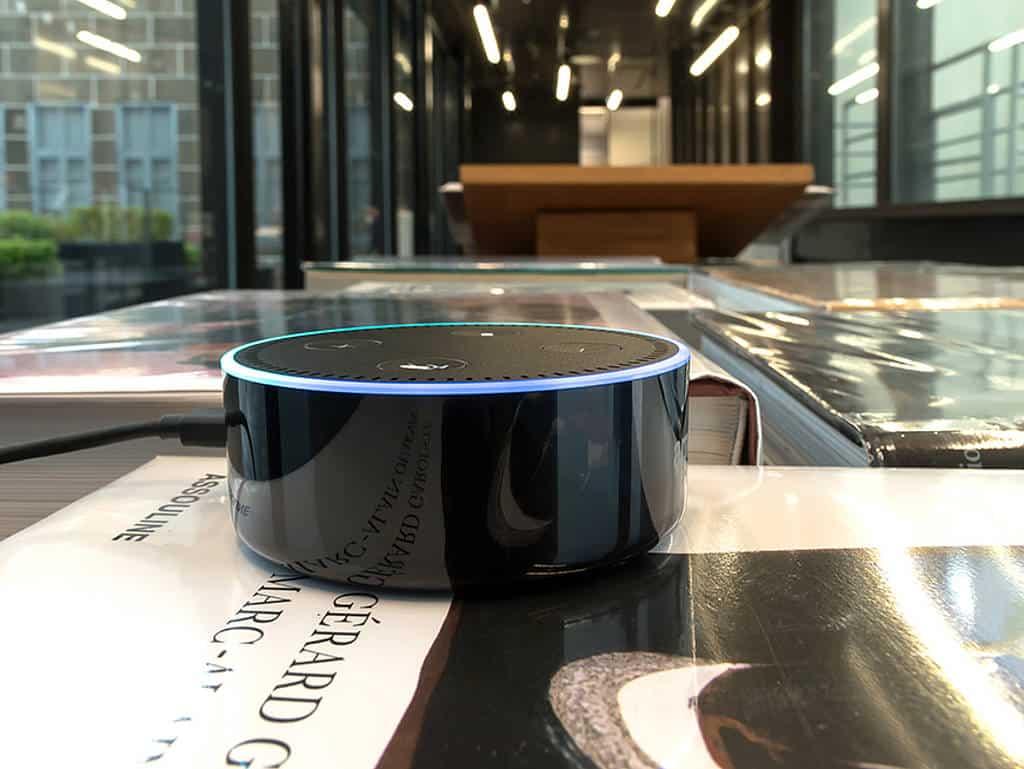 Amazon Alexa an Rezeption