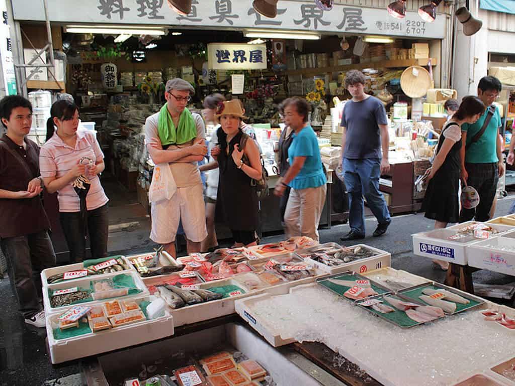 Der größte Fischmarkt der Welt