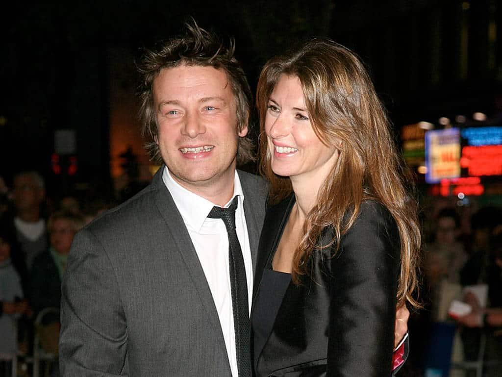 Jamie mit Frau