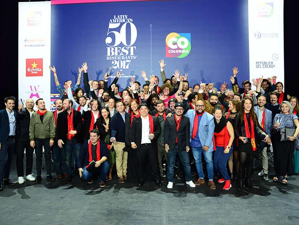 50 Best Restaurants 2017: Lateinamerika hat eine neue Nummer 1