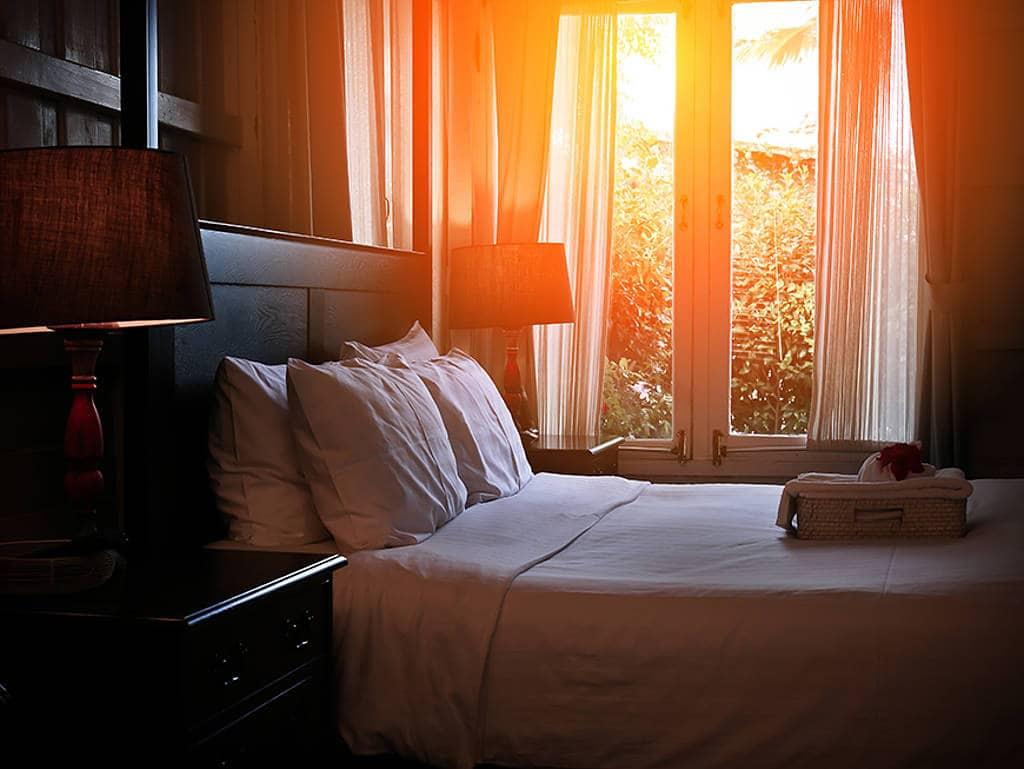 Novotel Zürich Hotelzimmer