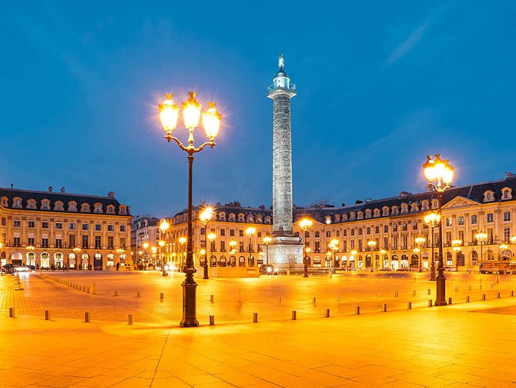 Millionen-Raub im Ritz Paris