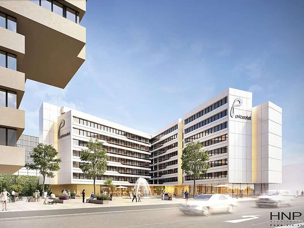 prizotel eröffnet Hotel in Wien