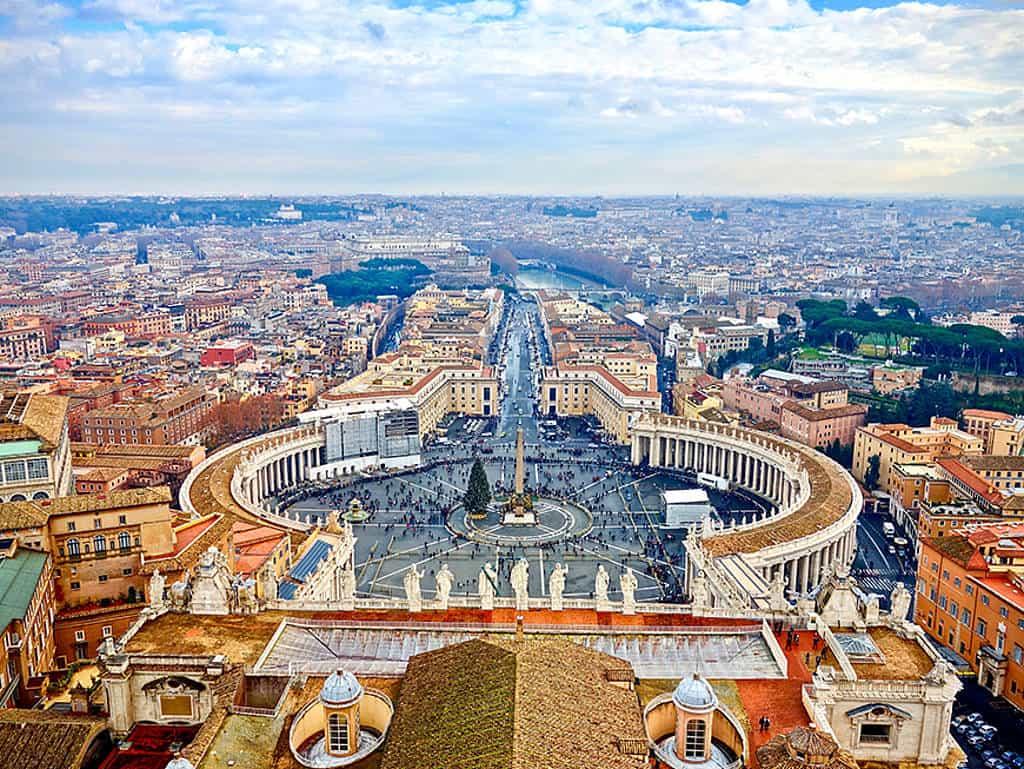 Gastro-Führer in Rom für Bettler