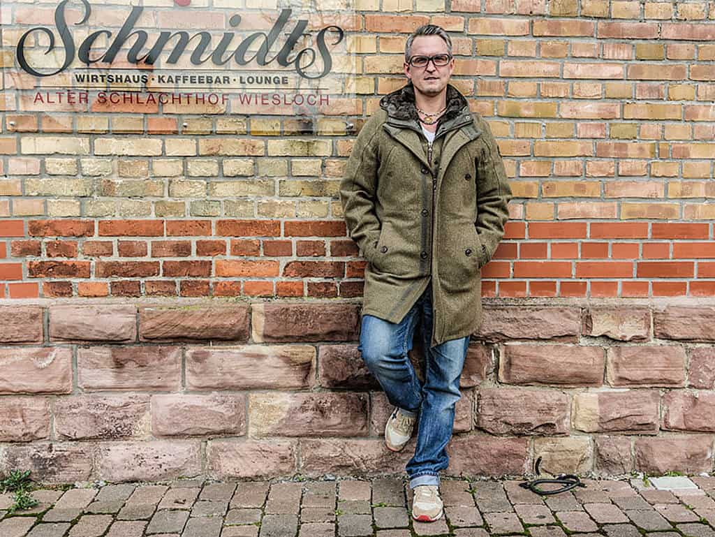 Schmidts alter Schlachthof, Thomas Dörr