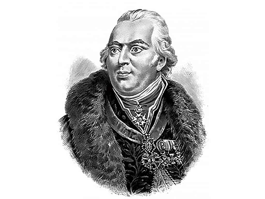 Legenden: François-Pierre de la Varenne