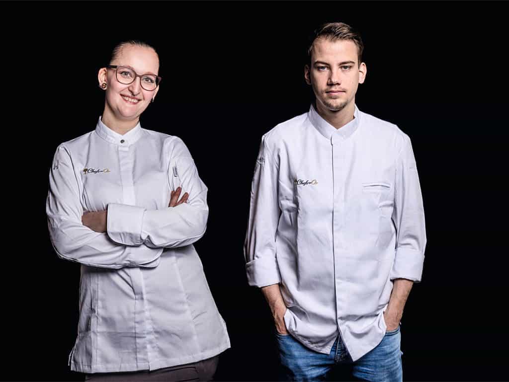 Les Chef en Or, Transgourmet, Marlene Berger, Roland Pieber