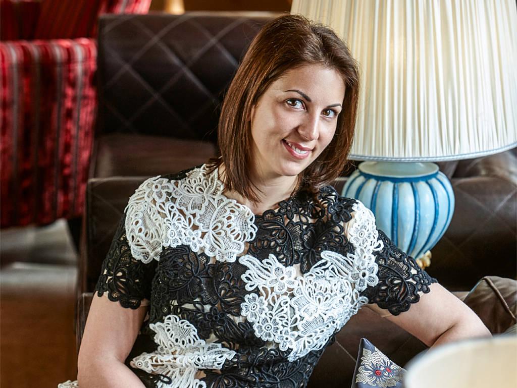 Hoteldirektorin Simone Domenig