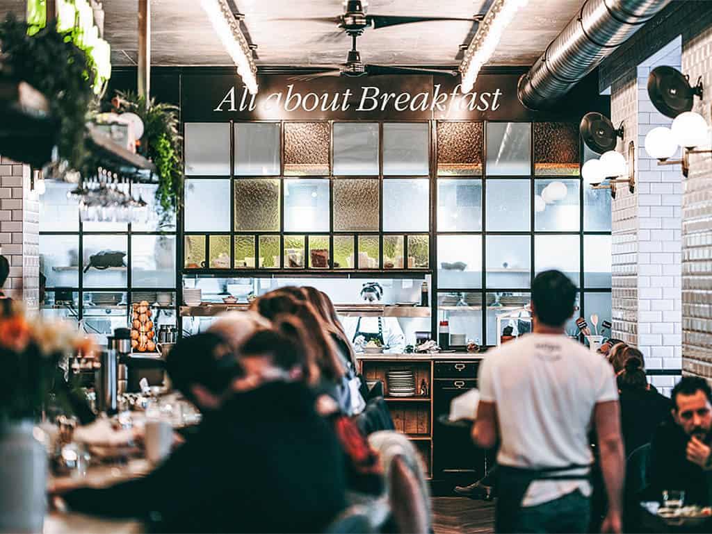 Himmlisches Frühstück im Benedict