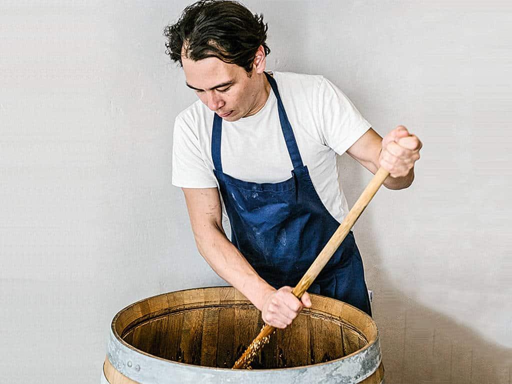 Unfassbar: Markus Shimizu versorgt mit seinem Geschäftsmodell Mimi Ferments Sterneköche mit SOjaSauce und co.