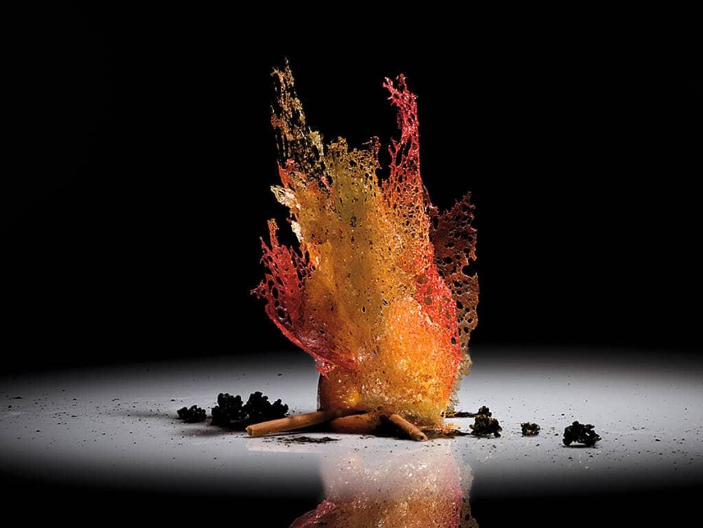 Feuer von Ferran Adrià