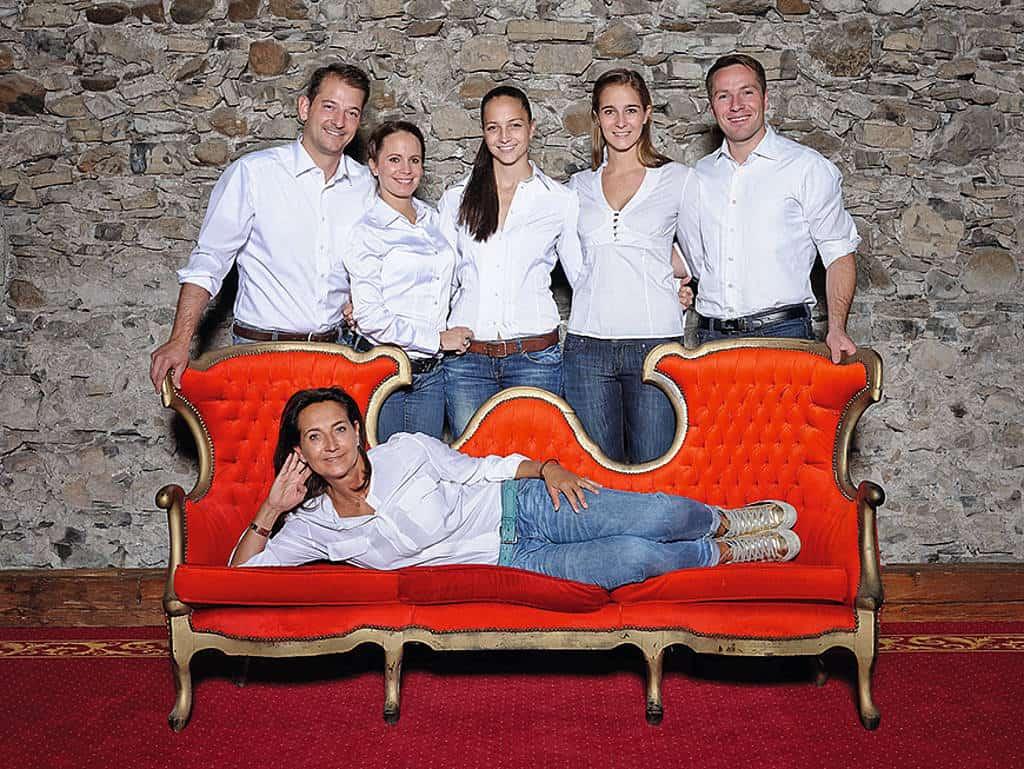 Hotel Klosterbräu & SPA , ein einzigartiger Familienbetrieb