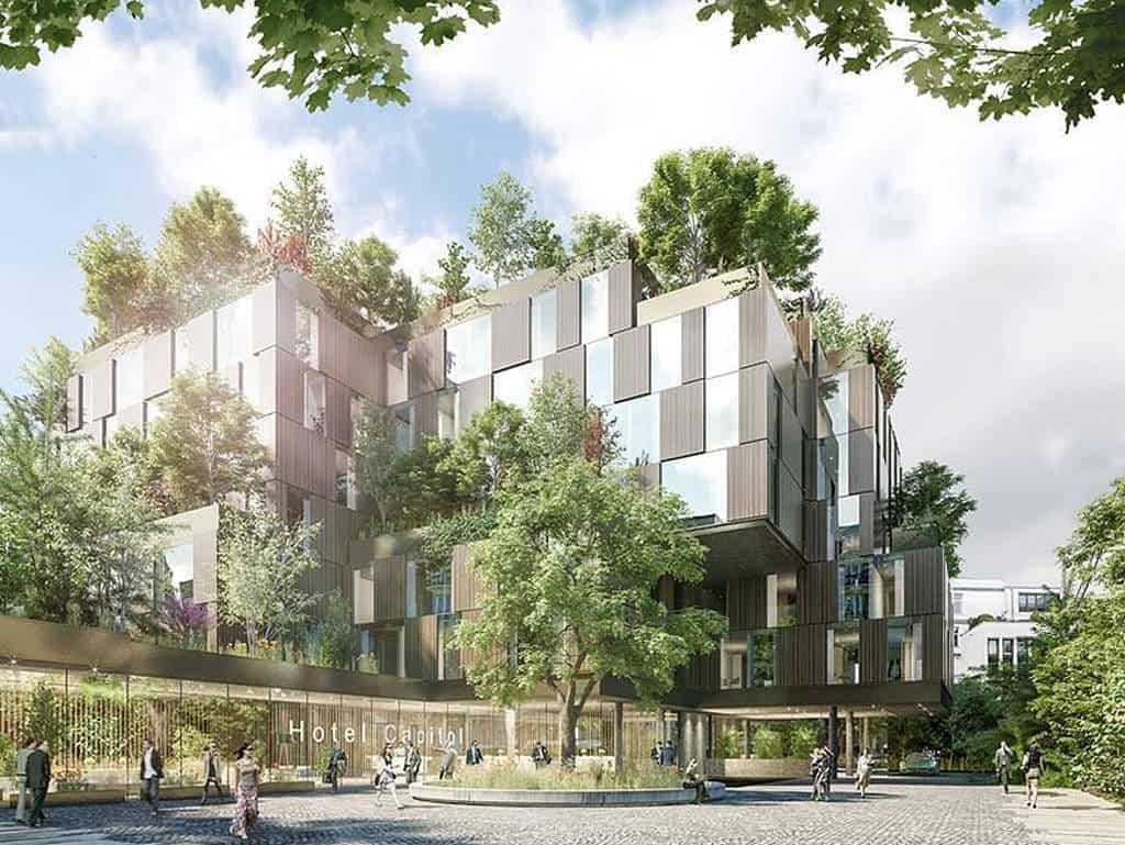 Ruby Hotel in Köln geplant