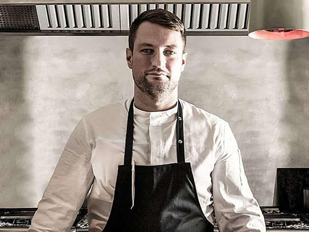 Sebastian Frank ist bester Koch Europas
