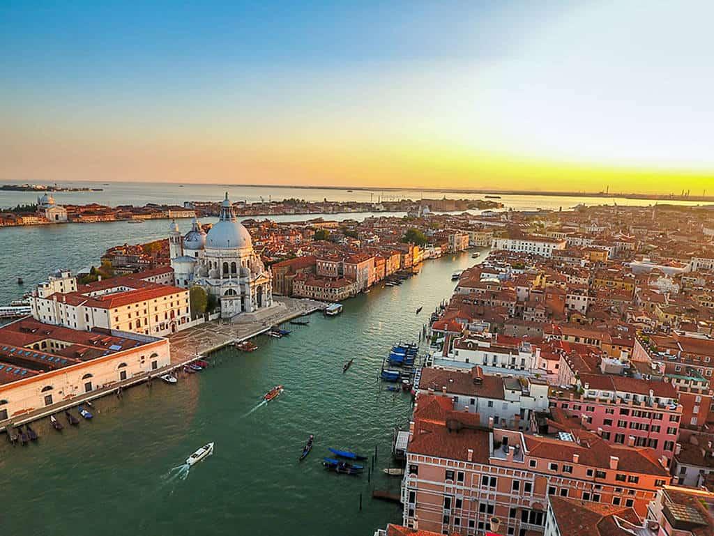 Venedig: Hohe Restaurantrechnung für Japaner schockiert
