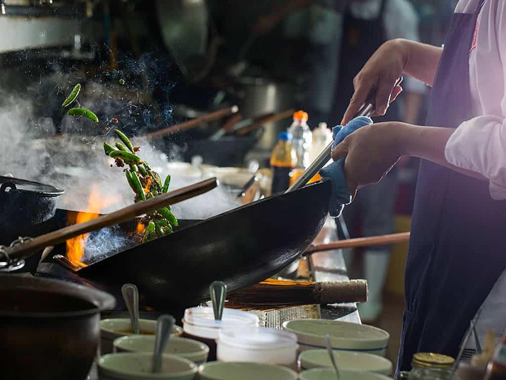 Michelin-Stern für Straßenküche
