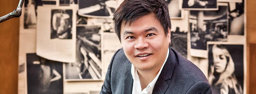 Lifestyle-Entrepreneur Loh Lik Peng
