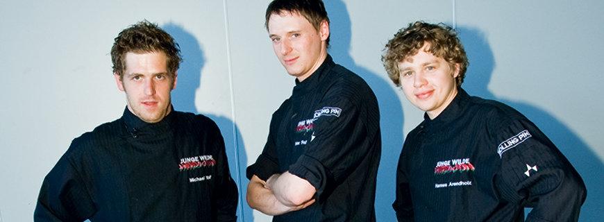 die jungen wilden 2009