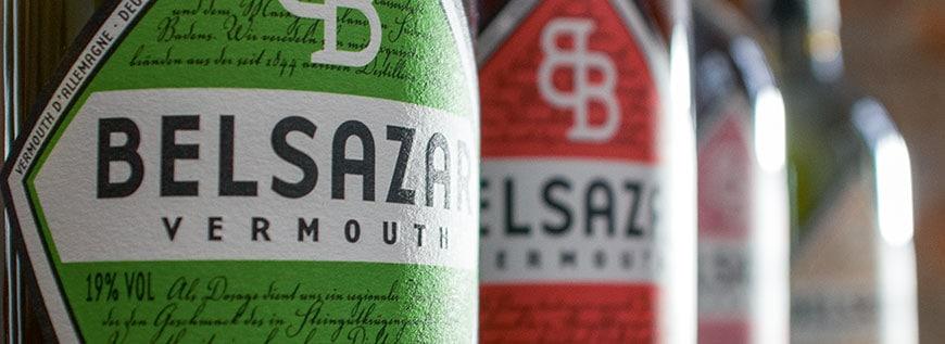 Berliner Start-up Belsazar Vermouth
