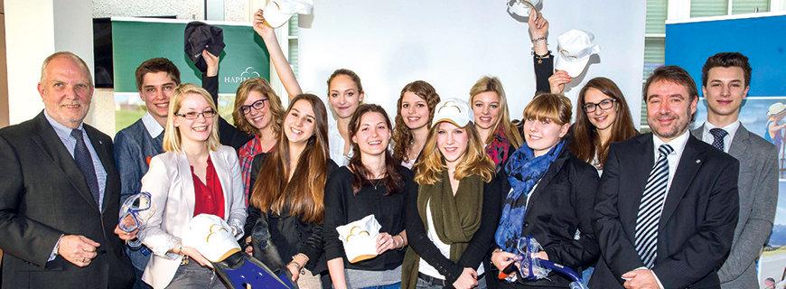 die 13 besten Nachwuchs-Touristiker Österreichs