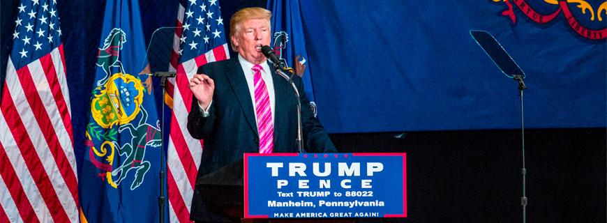 Donald Trump nominiert neuen Arbeitsminister