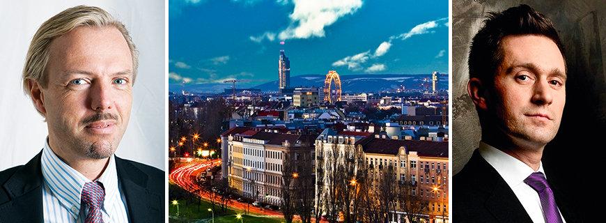 Durchstarten in Wien