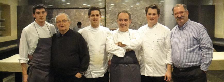 Das elBulli-Kücheteam