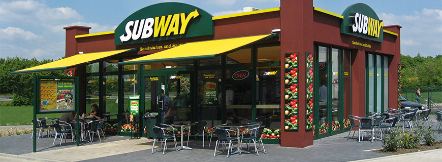 Subway sucht Franchisepartner
